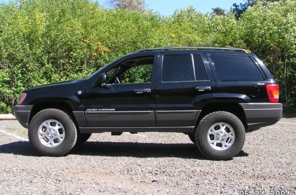 jeep 1999